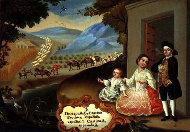 Chamizo | Arte Colonial