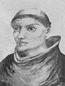 Retrato de Fray Diego Valadés