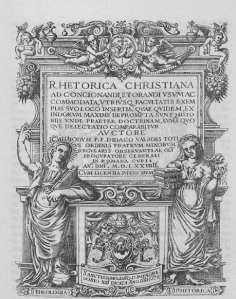 Rhetorica Christiana - fray Diego Valadés