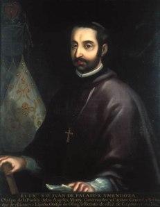 Virrey Juan de Palafox y Mendoza