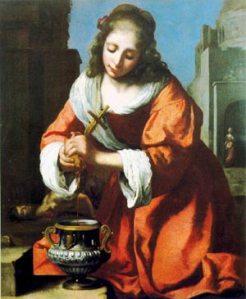 Santa Práxedes y Pudenciana