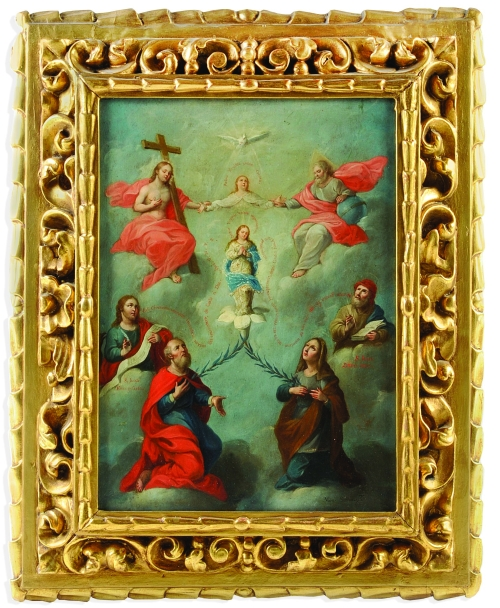 Alegoría de la Inmaculada