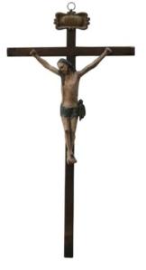 Anonimo Cristo Crucificado
