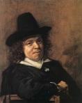 Frans Post por Frans Hals (Worcester Art Museum)
