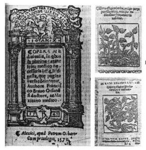 Opera medicinalia de Francisco Bravo, México, Pedro Ocharte, 1570