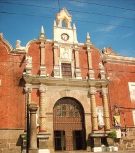 Parroquia de San José en Puebla - Diego de la Sierra