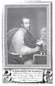 Retrato de Bernardo de Balbuena