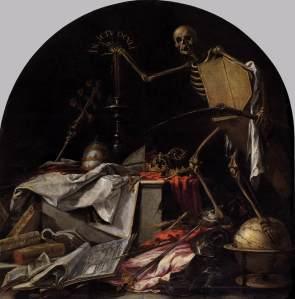 Alegoría - Juan de Váldes Leal