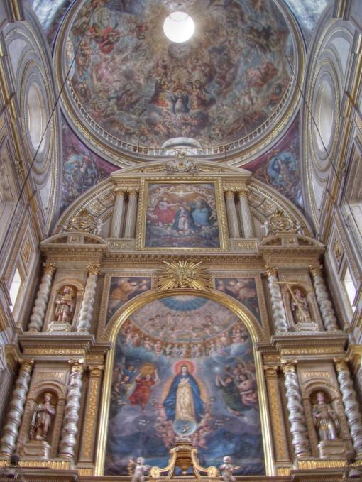 Altar de los Reyes - Pedro García Ferrer