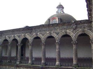 Convento de la Merced - Ciudad de México