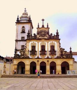 Convento de San Antonio, Joao Pessoa, Paraíba