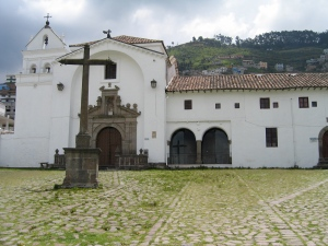 Convento de San Diego, Quito, Ecuador