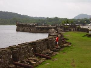 Fuerte San Jerónimo, Portobelo, Panamá