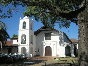 iglesia convento san francisco santa fe