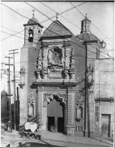 Iglesia de la Purísima Concepción (Salto del Agua)