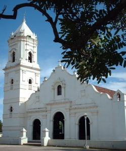 Iglesia de Natá - Panamá