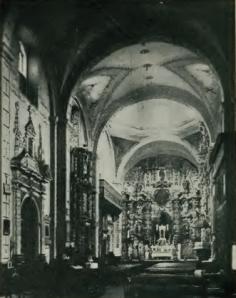 Iglesia de Regina - Interior