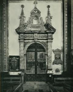Iglesia de Regina - Portada