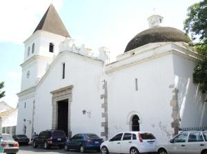 Iglesia de San Juan Bautista, Carora, Venezuela
