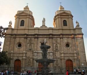 Iglesia de Santo Domingo, Santiago de Chile