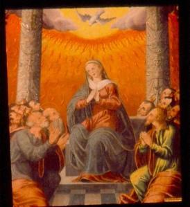 Pentecostes - Juan de Arrúe