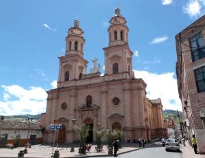 La Catedral de Pasto, Colombia