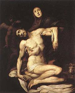 La Virgen de la Piedad