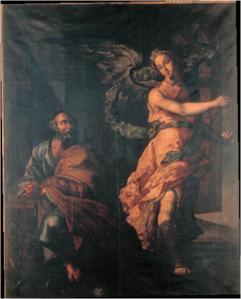 Liberación de San Pedro -  Pedro Ramírez