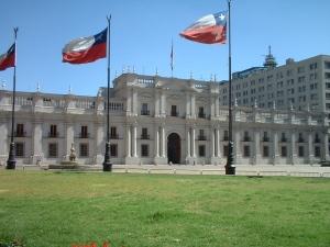 Palacio de Minería, Chile