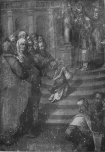 Presentación de María al Templo - Pedro A. Prado