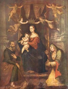 Virgen Perdon - Simón Pereyns