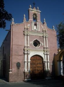 Capilla de San Antonio, Texcoco, Edo. De México, México