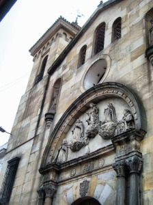 Capilla del Rosario, Bogotá