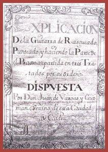 Carátula del manuscrito de Oviedo