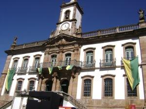 Casa de Cámara y Cárcel, Ouro Preto, Minas Gerais, Brasil