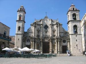 Catedral de La Habana, Cuba
