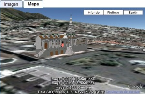 Catedral de Quito, Ecuador - Earth