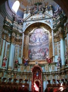 Catedral de Quito - Interior