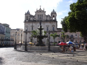 Catedral de Salvador, Bahía, Brasil