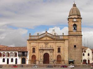 Catedral de Tunja, Colombia