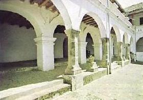 Convento de Santa Clara, Quito, Ecuador - Interior