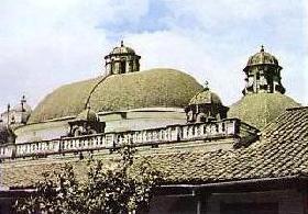 Convento de Santa Clara, Quito, Ecuador