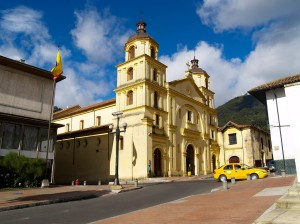Convento e Iglesia de la Candelaria, Bogotá, Colombia