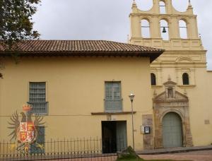 Convento e Iglesia de San Agustín, Tunja. Colombia