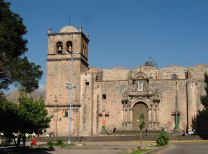 Convento e Iglesia de San Francisco, Cuzco, Perú