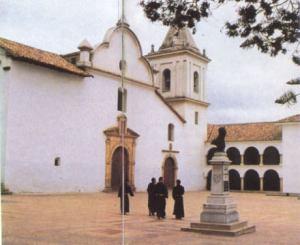 Convento e Iglesia de San Francisco, Tunja, Colombia