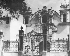 Convento e Iglesia de Santa Teresa, Lima, Perú (Demolidos)