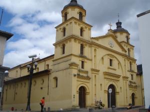 Iglesia de la Candelaria, Bogotá, Colombia