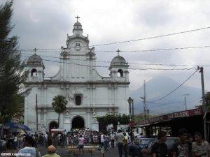 Iglesia de Nuestra Señora de los Dolores, Izalco, El Salvador