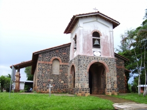 Iglesia de San Francisco de la Montaña, Panamá